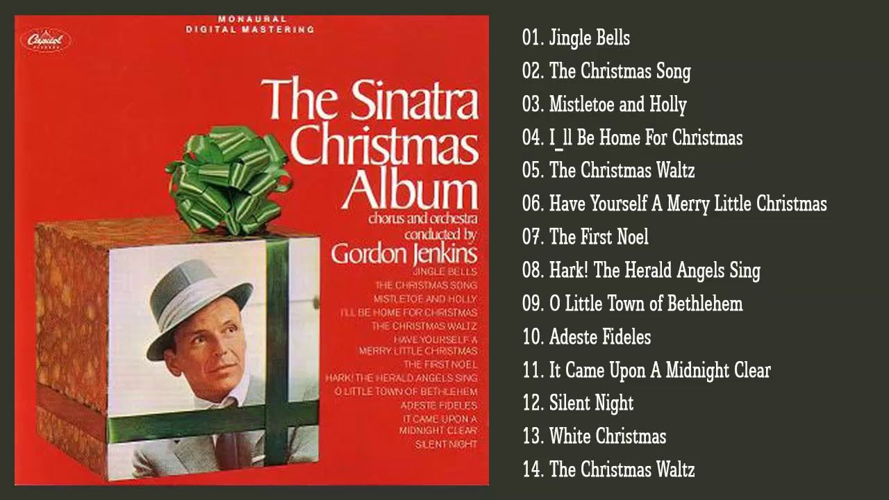 Christmas Albums Coming Out In 2019.Christmas Songs 2019 By The Sinatra The Sinatra Christmas