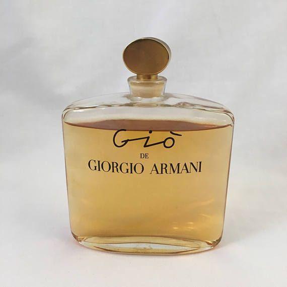 Giorgio 100ml By Parfum SplashMy Gio Vintage Eau De 1990s Armani Yf7yv6gb