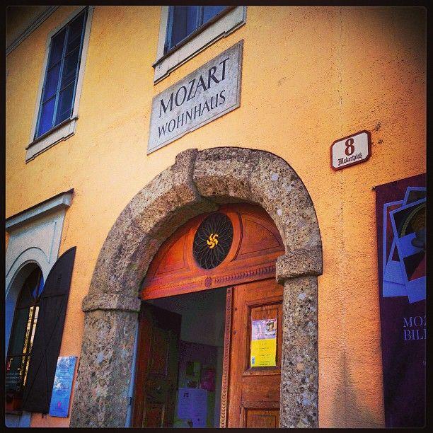Mozart Wohnhaus