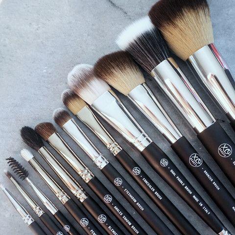 firm blender brush  brush set eyeliner brush beauty brushes