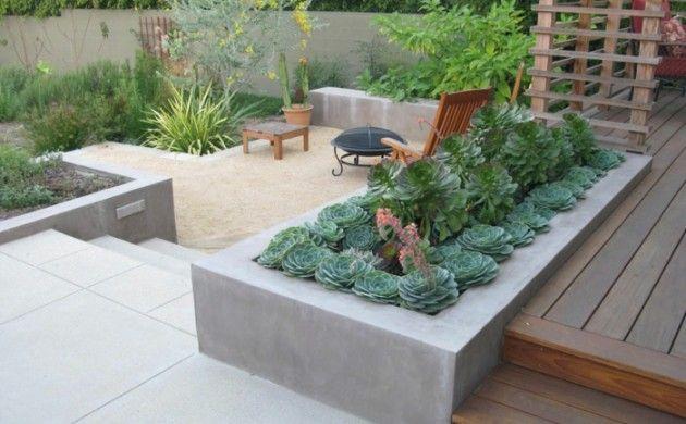 GroBartig 80 Gartengestaltung Vorschläge   Einfach, Aber Erfolgreich Den Garten  Gestalten