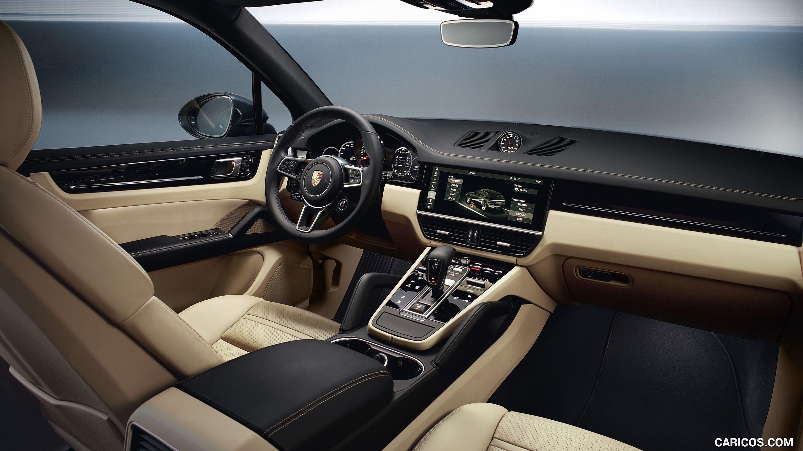 Next Stop Pinterest Porsche Cayenne Interior Porsche Cayenne Porsche