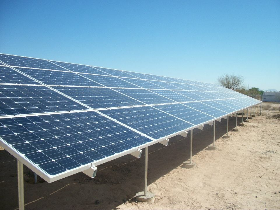 Our Solar Panels Don T Have To Be Always Be Installed On Rooftops Solar Roof Solar Panel
