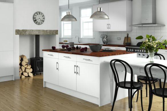 Wren Kitchens   Ideas of a Pretty Kitchen   Pinterest