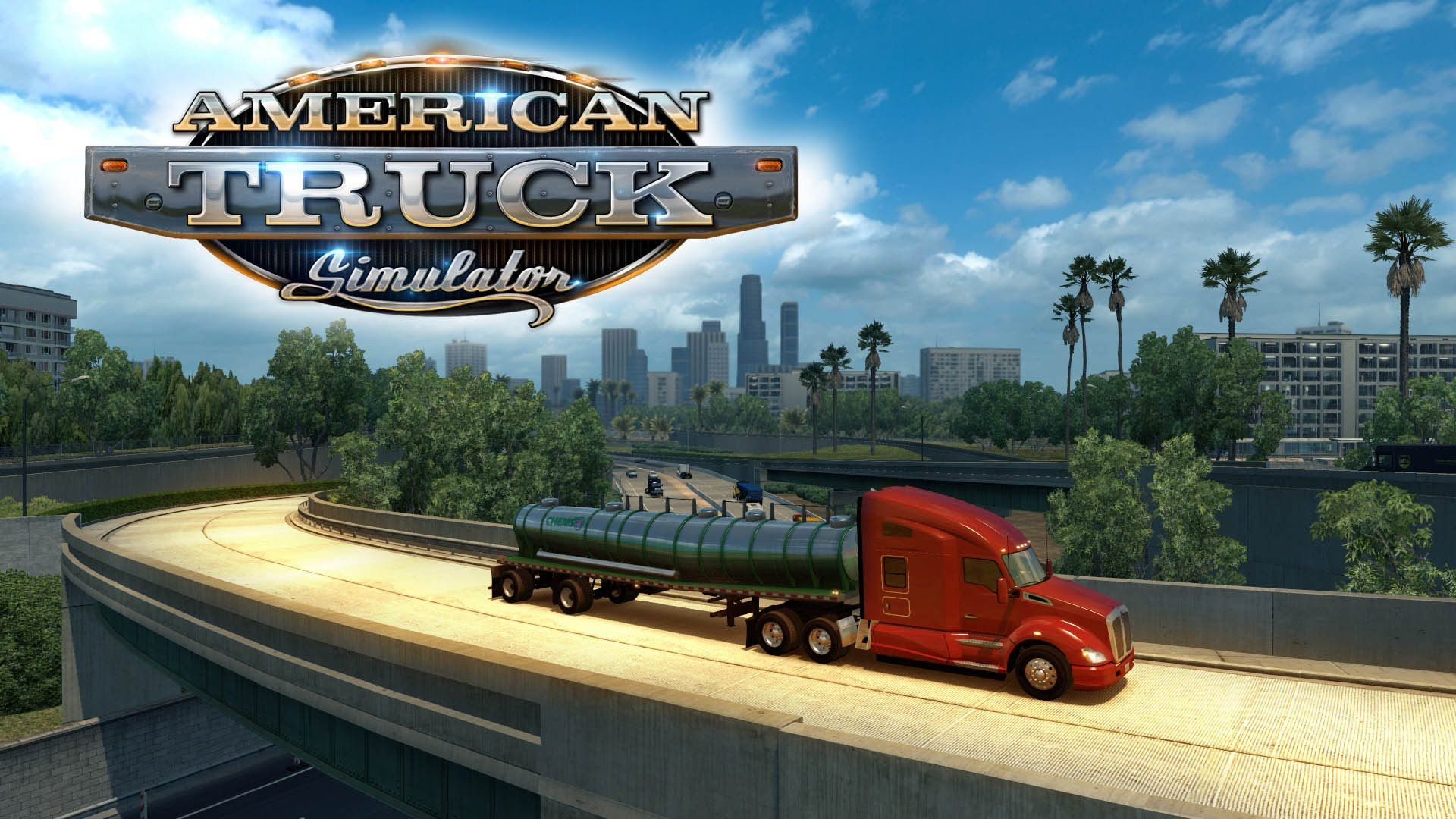 American Truck Simulator Full Version Free Download Pfg