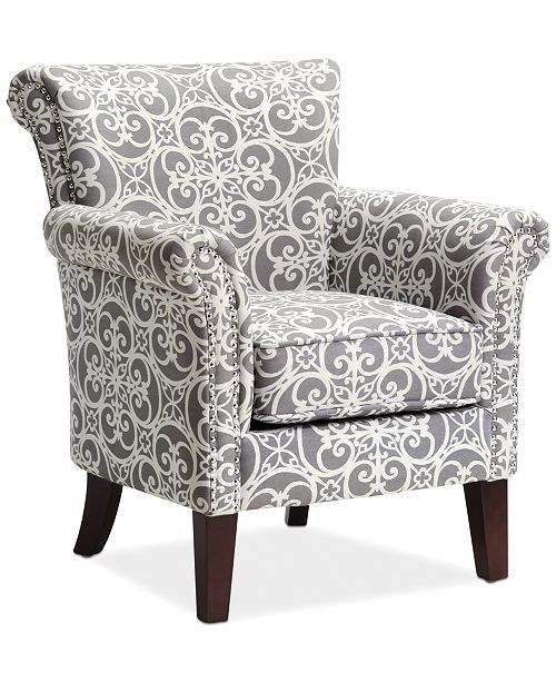 Furniture Sarah Tight Back Club Chair & Reviews