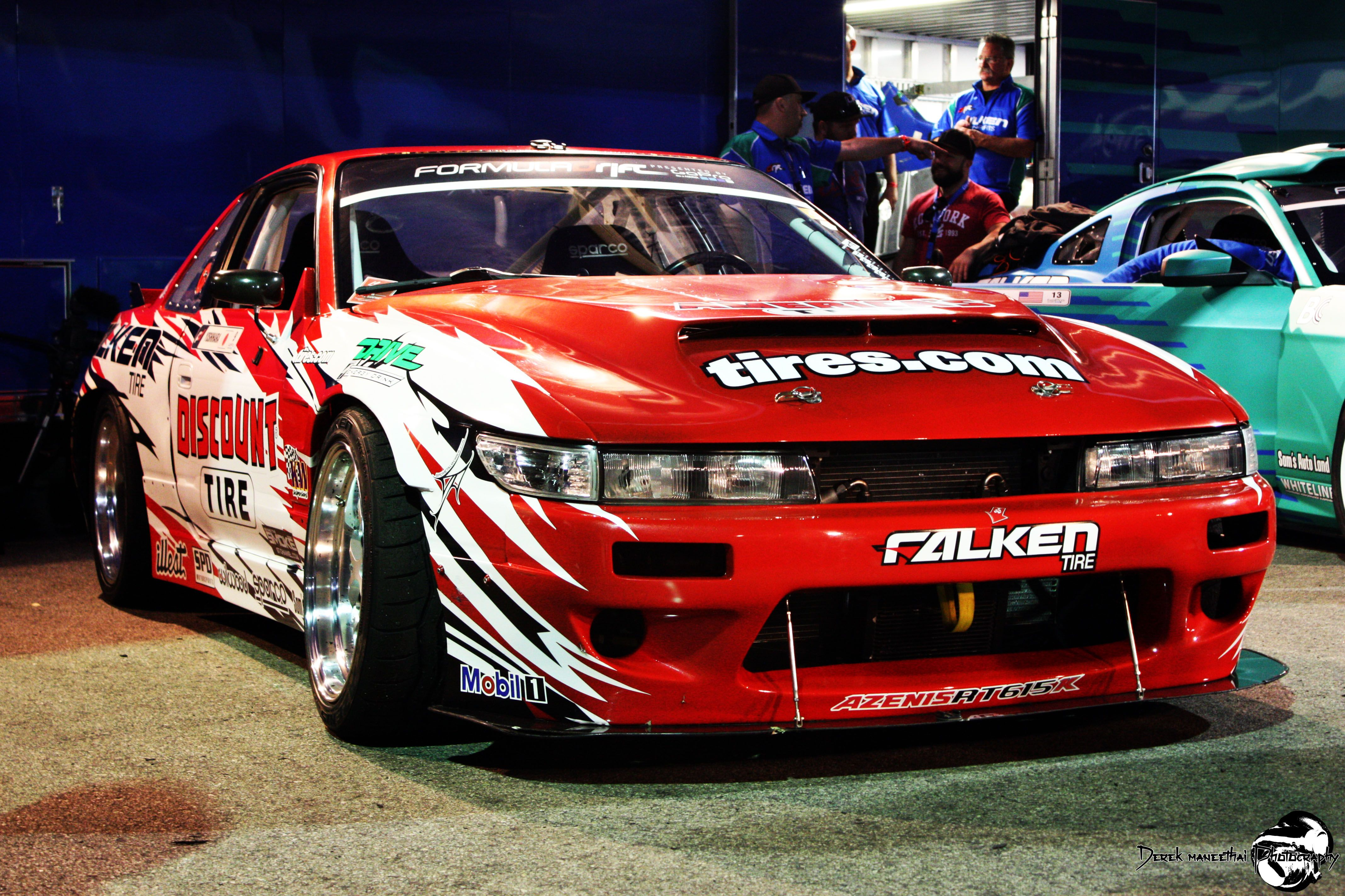 Dai Yoshihara S S13 Nissan Silvia Formula D Irwindale 2013 Cars Drift Drift Cars Falken Tires