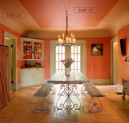 For My Dining Room How To Paint With Coved Ceilings I