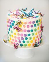 Playful Rainbow Butterfly Princess Party // Hostess with the Mostess®, #butterfly #Hostess #Mostess #Party #playful #princess #Rainbow