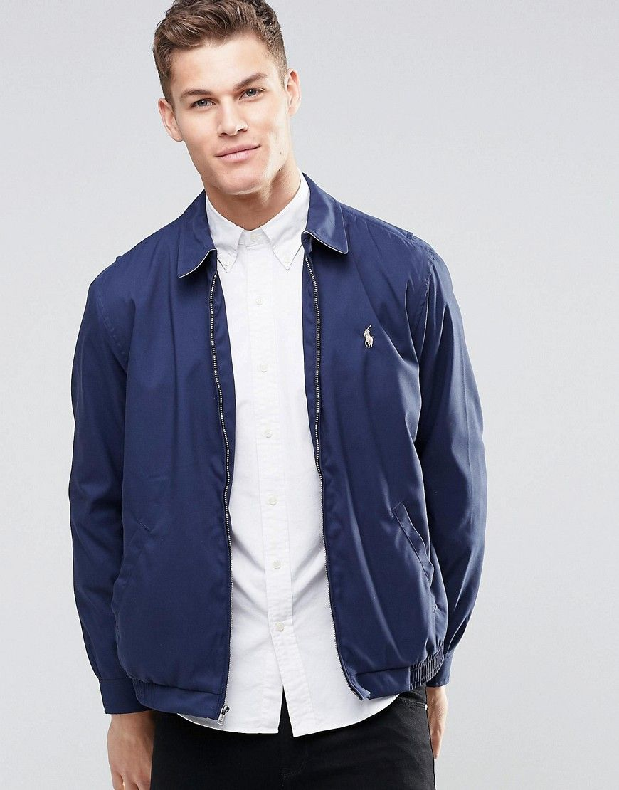 Buy Navy Polo ralph lauren Spring jacket for men at best price. Compare Jackets  prices from online stores like Asos - Wossel Global