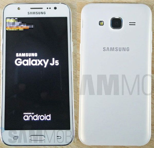 Samsung Galaxy J5 will come with Android 5.1 existence confirmed | Mobile57 News