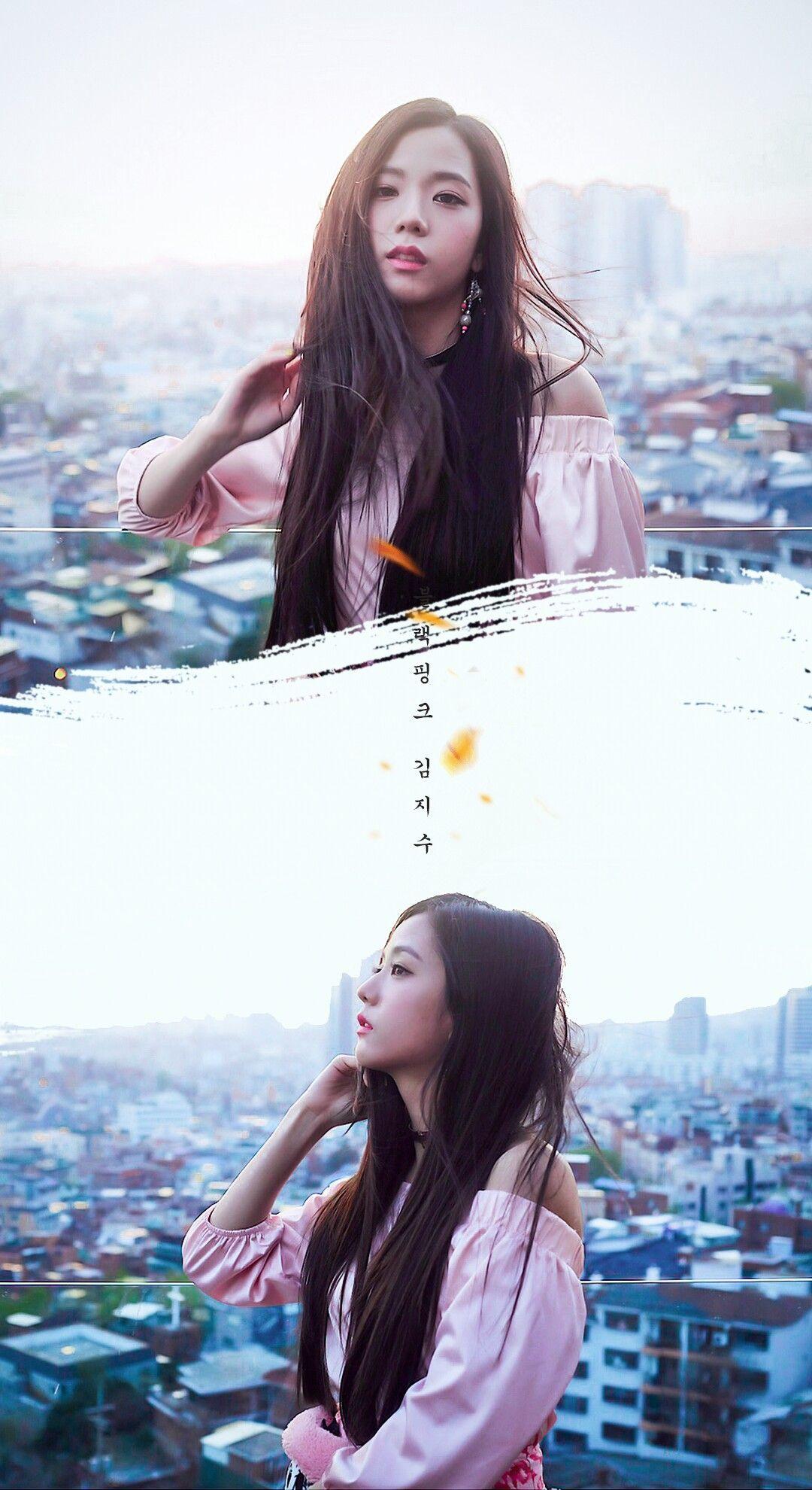 Jisoo Blackpink wallpaper/lockscreen BLACK PINK