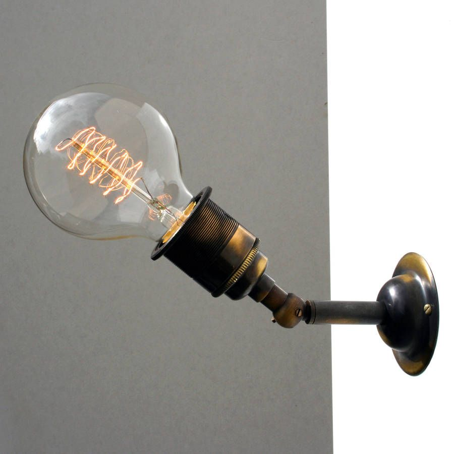 industrial wall lights. Vintage Style Industrial Wall And Ceiling Light Lights