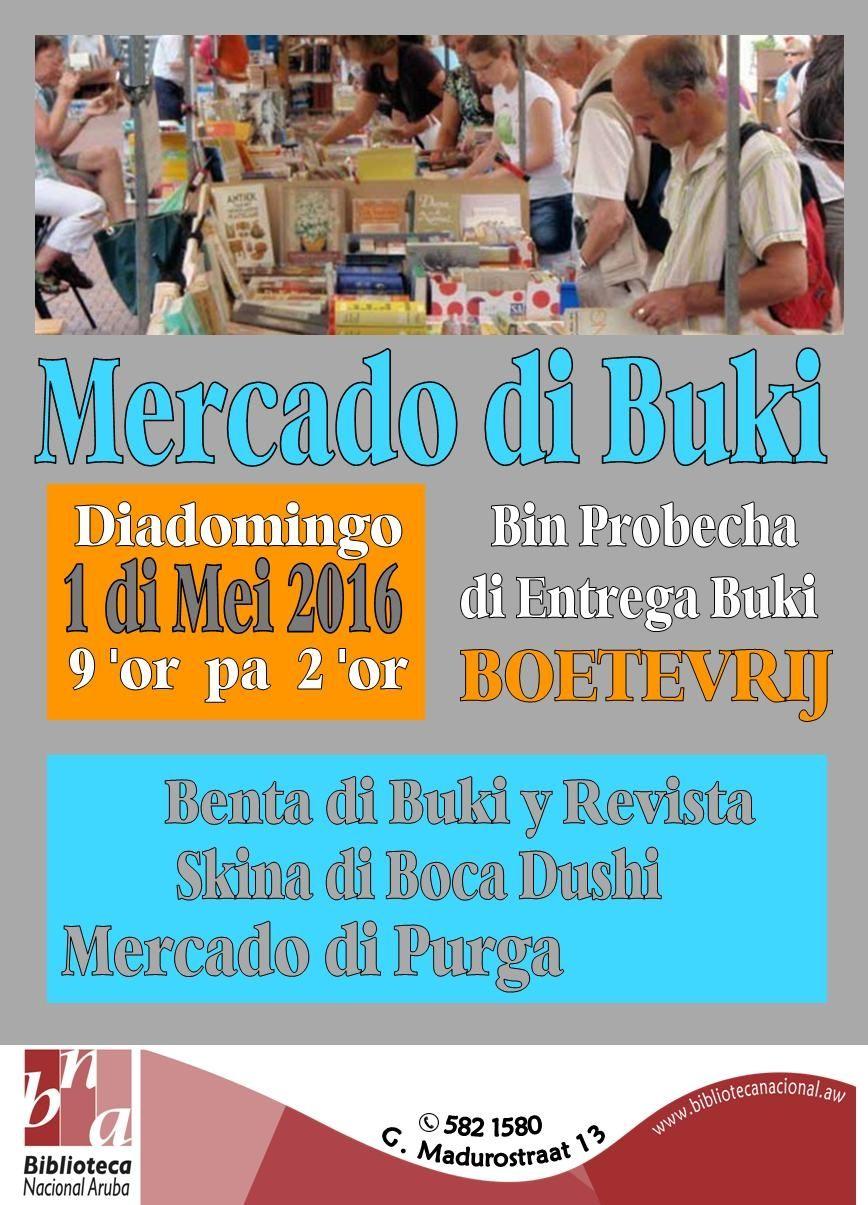 1aa28f4170de29 Pin by Biblioteca Nacional Aruba on Upcoming events