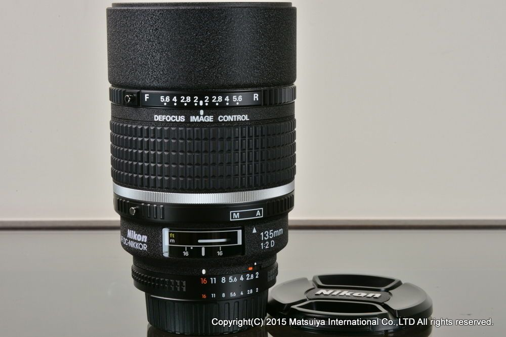 Mint Nikon Af Dc Nikkor 135mm F 2d Nikon Nikon 135mm Mint