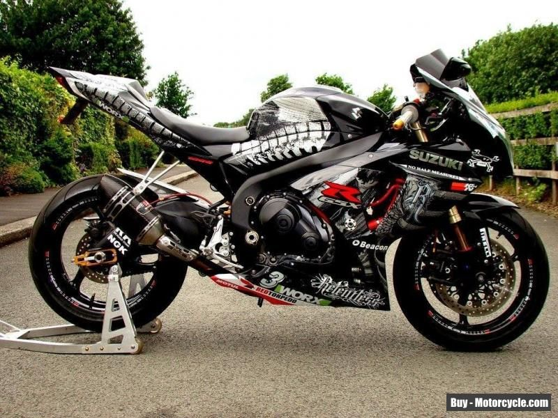 2009 K9 SUZUKI GSXR 1000 LOOK!!! RELENTLESS R1 CBR 1000 RR