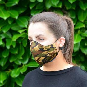 Photo of Fabric Face Masks   An Easy but Fiddly and Free Project
