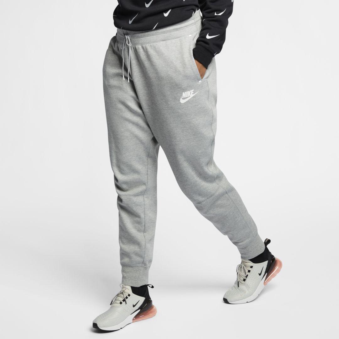 Nike Sportswear Tech Fleece Women S Pants Plus Size Dark Grey Heather In 2020 Nike Tech Fleece Pants Pants For Women Fleece Pants Women