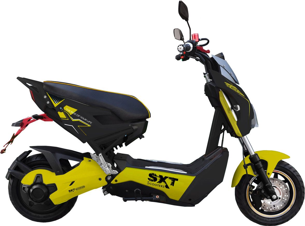 sxt raptor 1200 le scooter lectrique naked electrique. Black Bedroom Furniture Sets. Home Design Ideas