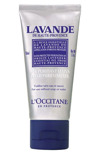 L Occitane Lavender Hand Purifying Gel Skin Care Organic Skin