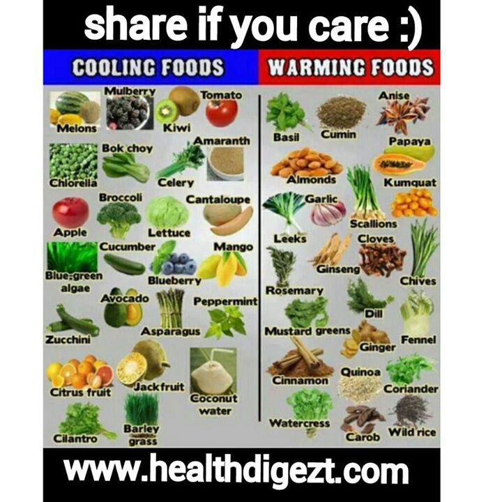 Cooling And Warming Foods With Images Warm Food Food Healing Food