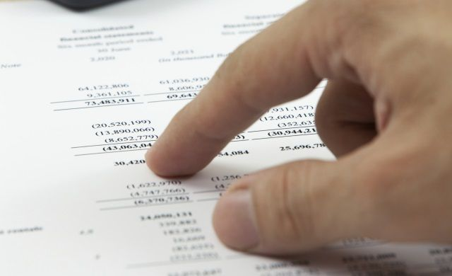 what is a profit and loss sheet