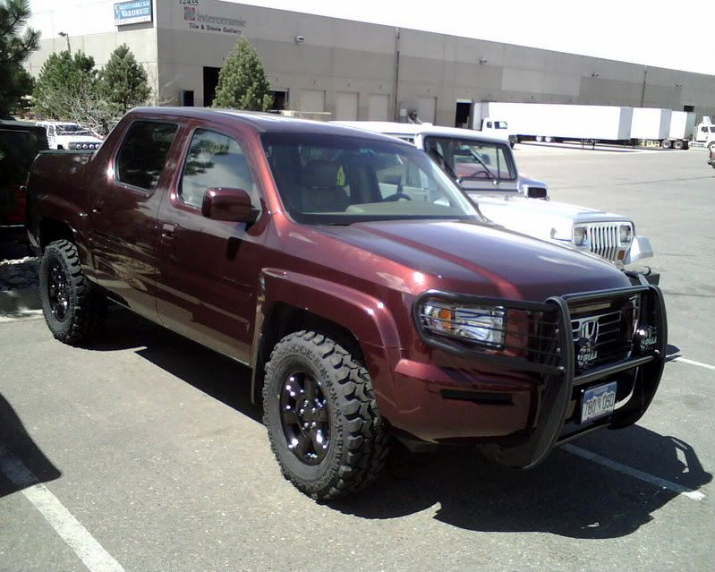 Honda Ridgeline Lift Kit Google Search Pinteres