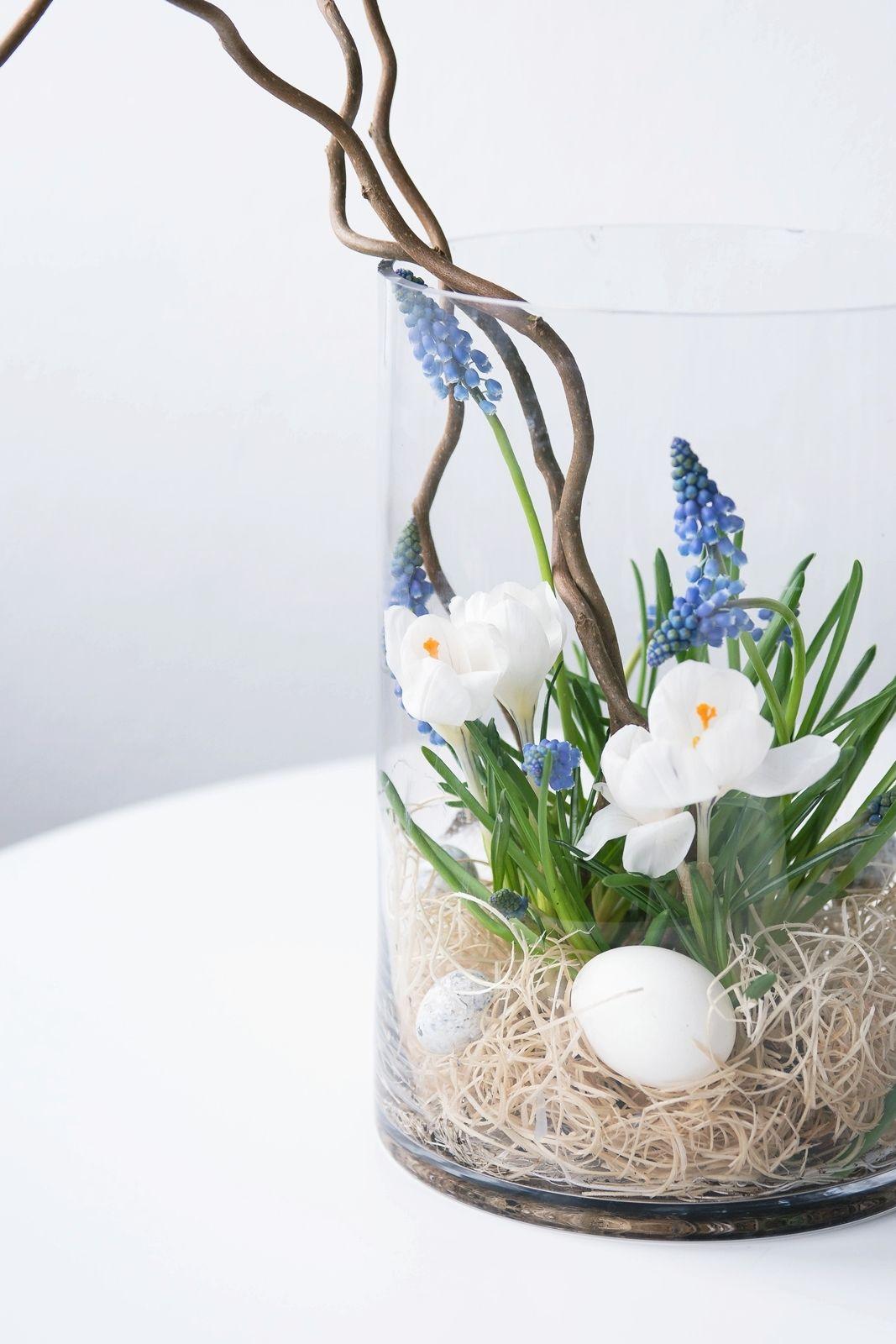 Der Kreative DIY Blog Für Wohnsinnige Und Selbermacher.: Frühling Im Glas