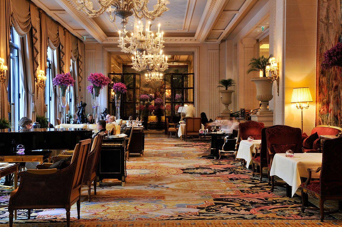 Commercial interiors four seasons george v paris - Hotel georges v paris prix chambre ...