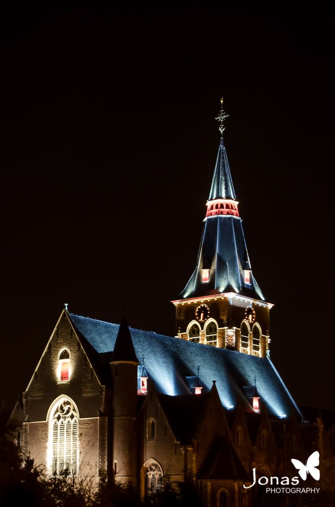 Church Aalter City Photography Pinterest Churches