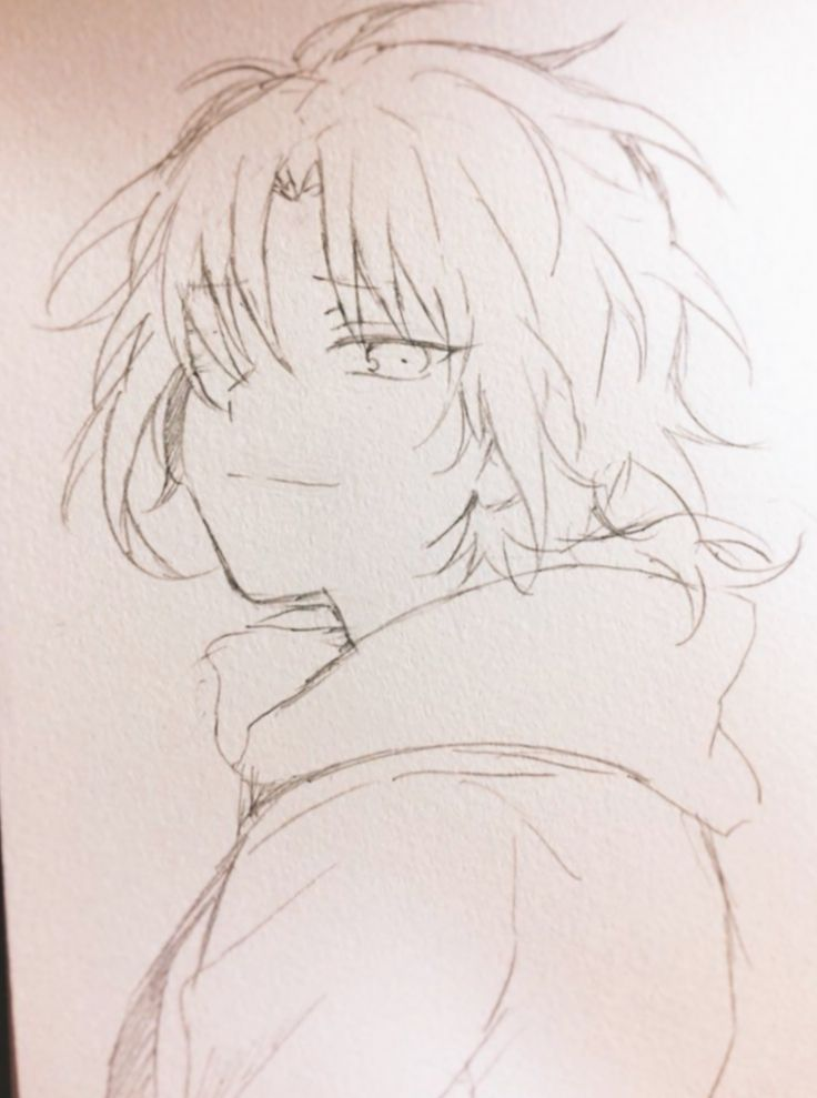 Photo of 12+ Anime Sketch Videos Male