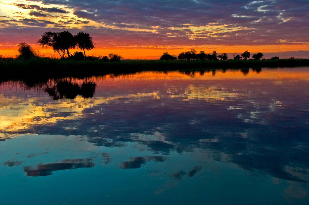 The Kavango Region and its people rely on the Okavango ...