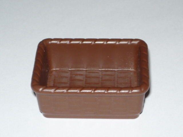 Playmobil Brown Woven Basket  #PLAYMOBIL