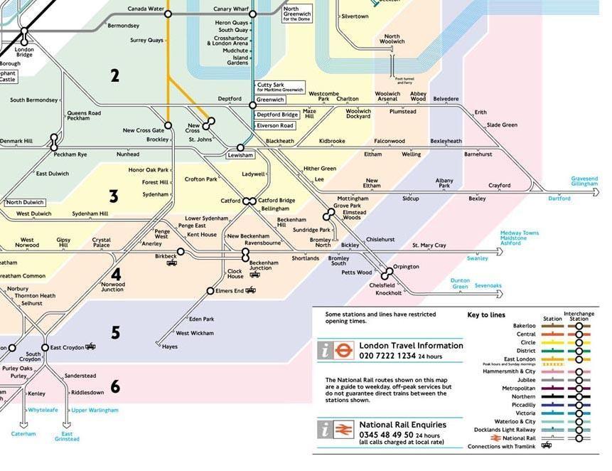 Zone Di Londra Cartina.Pin Su Progetti Da Provare