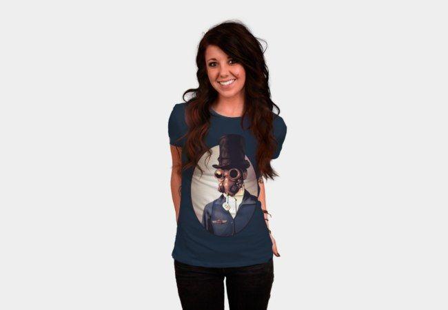 Steampunk T-shirts by FalcaoLucas