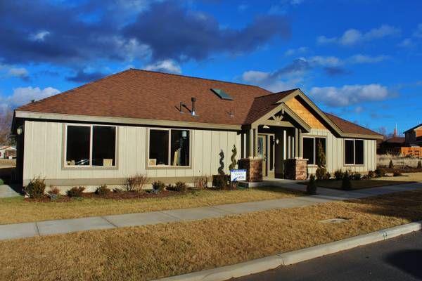 New Home on Bennington   Bennington, Open house, House