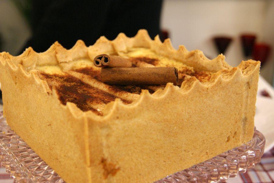 Pezza Dolce (Torta de Ricota Italiana)