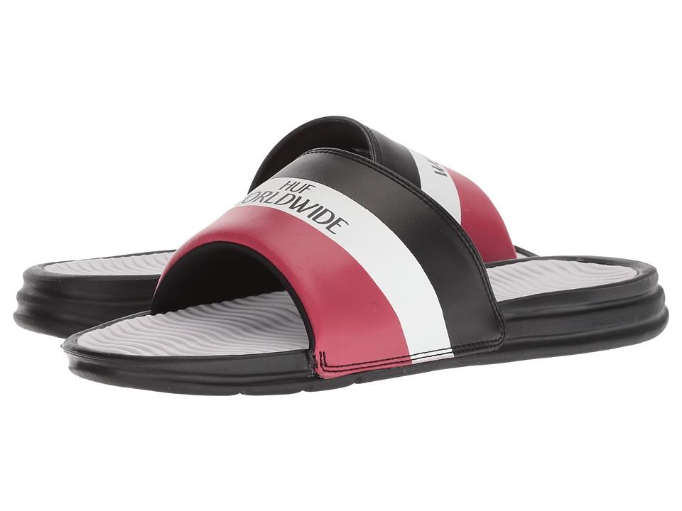 HUF Mens Slide Sandal