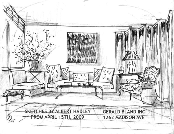 Marli Grace Designer Dedication Series Albert Hadley Interior