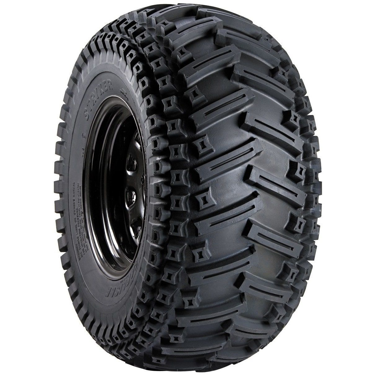 ATV Tires 6ply Pair of GBC Dirt Tamer 2 27x9-12