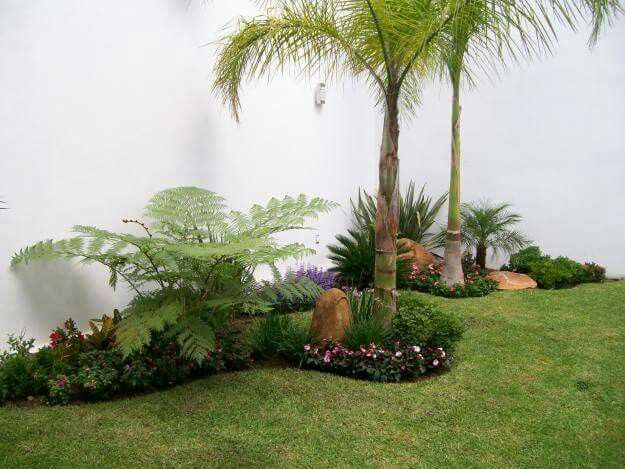 Jardin jardines pinterest jardines jardiner a y - Paisajismo jardines pequenos ...