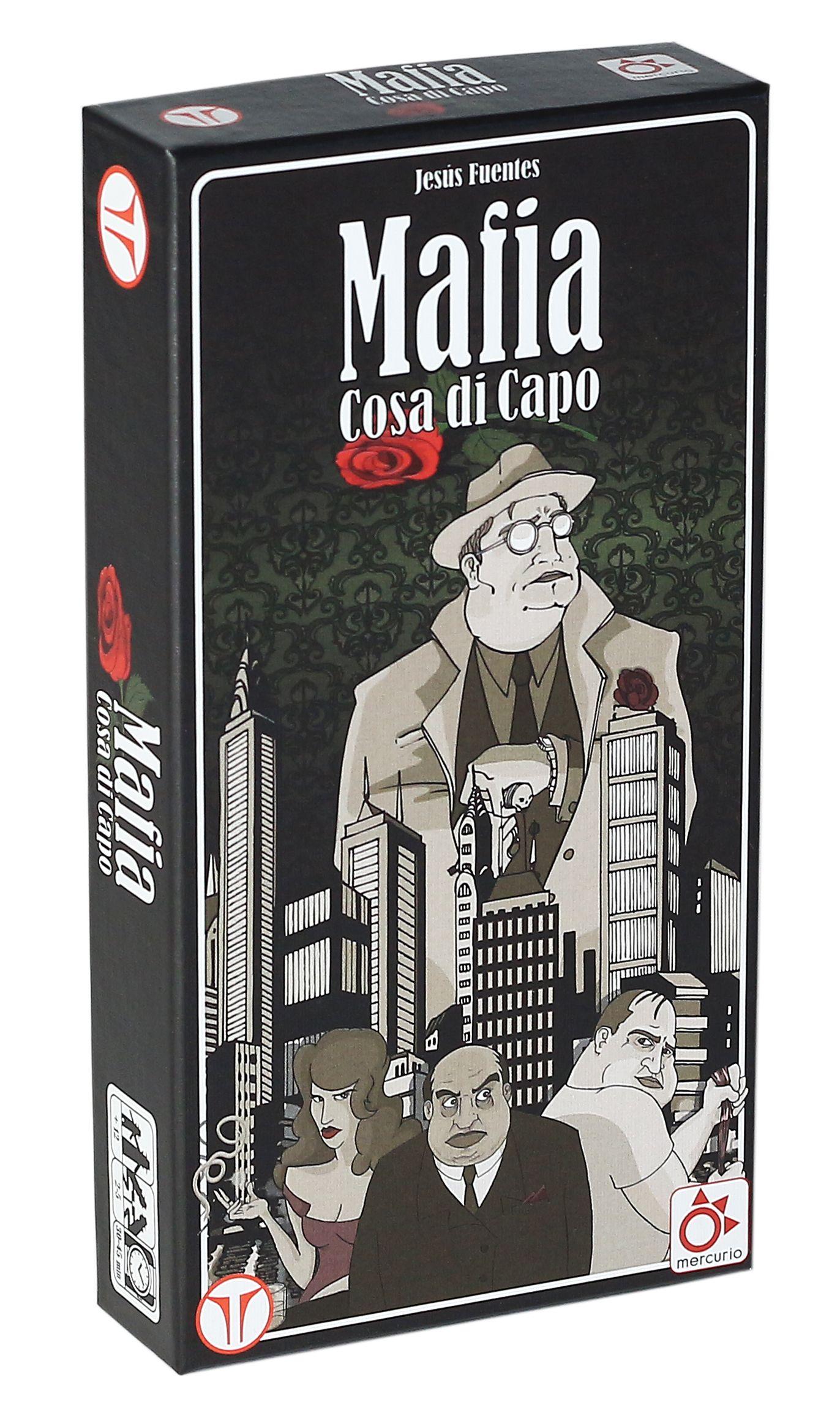 Mafia Cosa di Capo Card games, Board games, Games to play