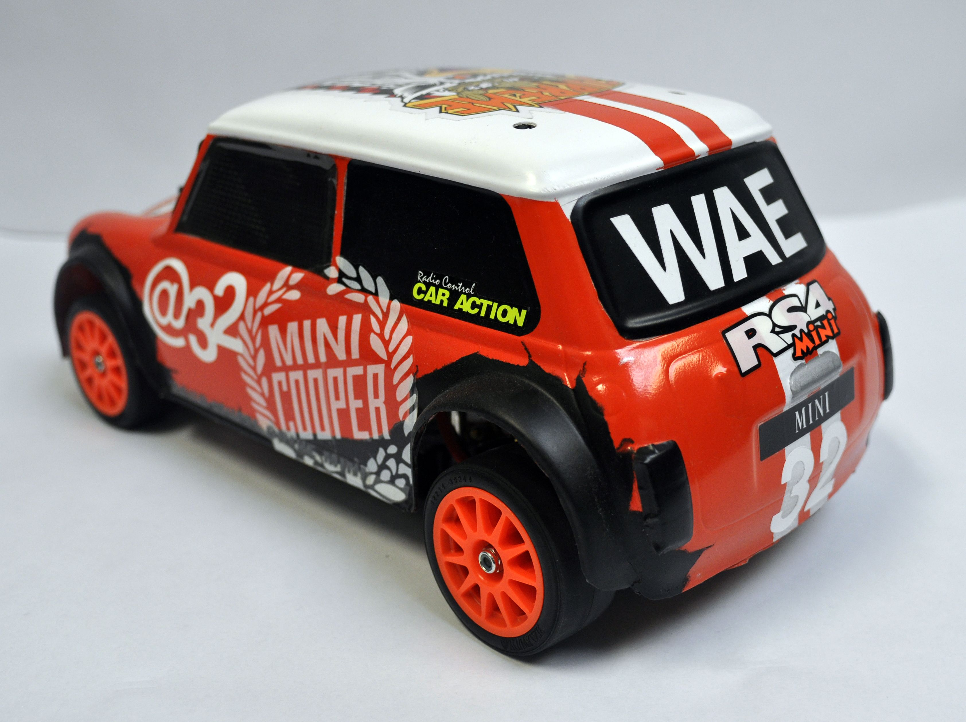 HPI RS4 Mini carbon chassis Radio Control Cars Pinterest