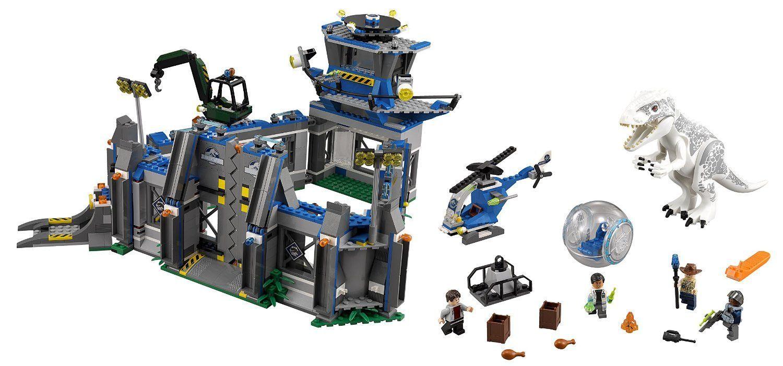 75919Movies Breakout Indominus Lego Rex Jurassic World HY2b9IeWED