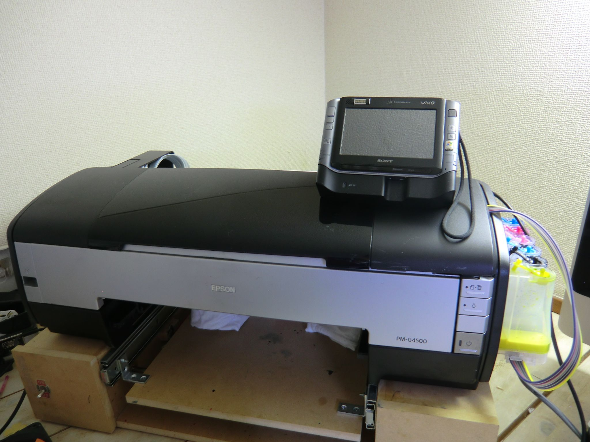 3cbebca7a DIY DTG Plans Step by Step T-shirt Printer Epson 1400, 1430, 1390 ...