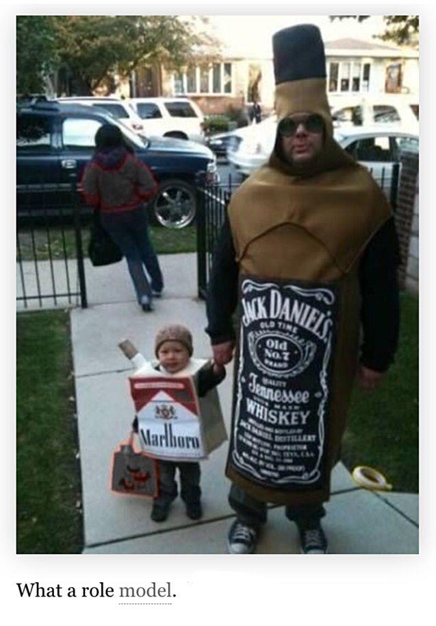 Costumes MarlboroHalloween Bad Jack Danielsamp; TJF1cKl