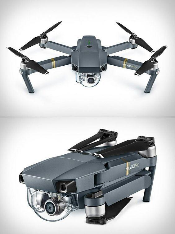 DJI MAVIC PRO Review: Powerful Drone created by DJI   DRONES
