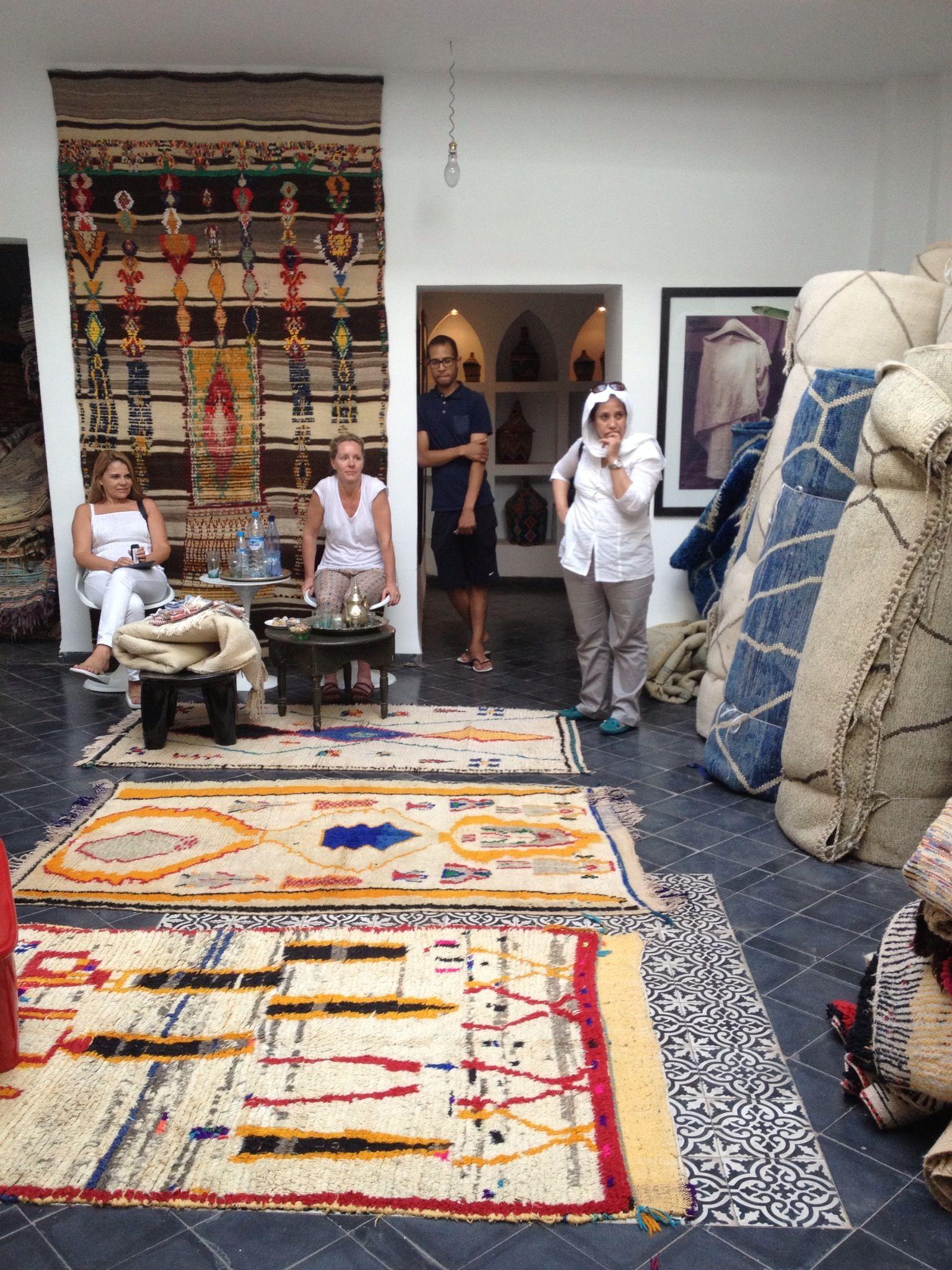 Kulchi Marrakech showroom www.kulchi.com