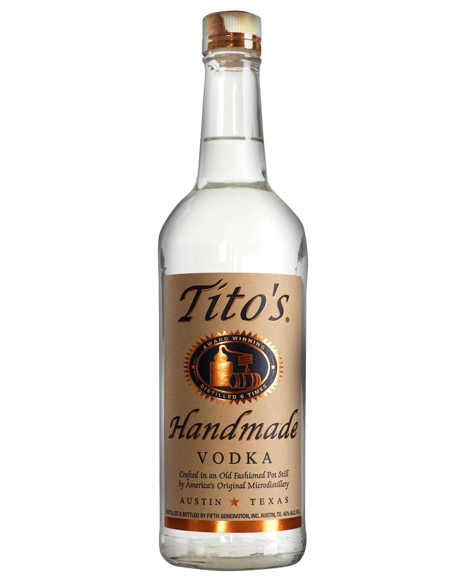 Tito S Handmade Vodka Is Produced In Austin At Texas First And Oldest Legal Distillery It Is Micro Distilled In An Old Fash Vodka Pot Still Strawberry Mojito