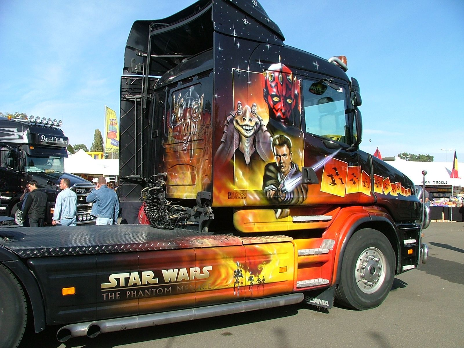 Star Wars Camion, Camping car, Vehicule